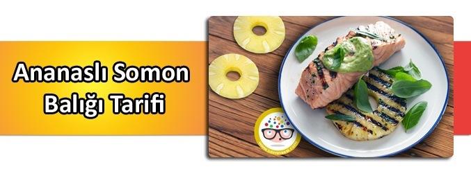 Adet Ağrısı için Somon Balığı Tarifi