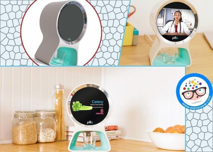 Pillo-Evinizdeki Kişisel Sağlık Robotu