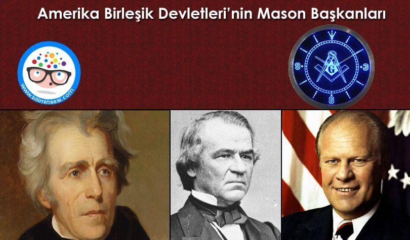 Amerika Birlesik Devletleri'nin Mason Baskanlari